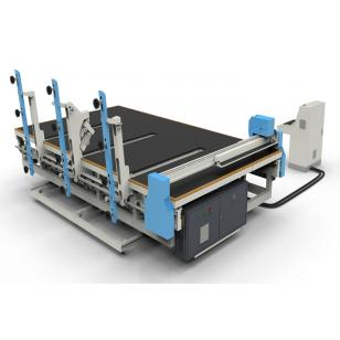 JTM-2621 CNC Automatic multifunctional Glass Cutting Machine
