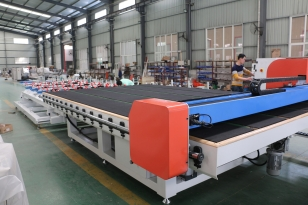 JTL-CNC-3826 Automatic Glass Cutting Machine Line